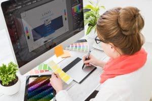 website design שיפור מהירות אתר